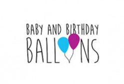 Baby and Birthday Balloons